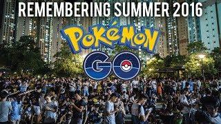 """""""I Remember Summer 2016"""" - Pokemon Go Retrospective"""
