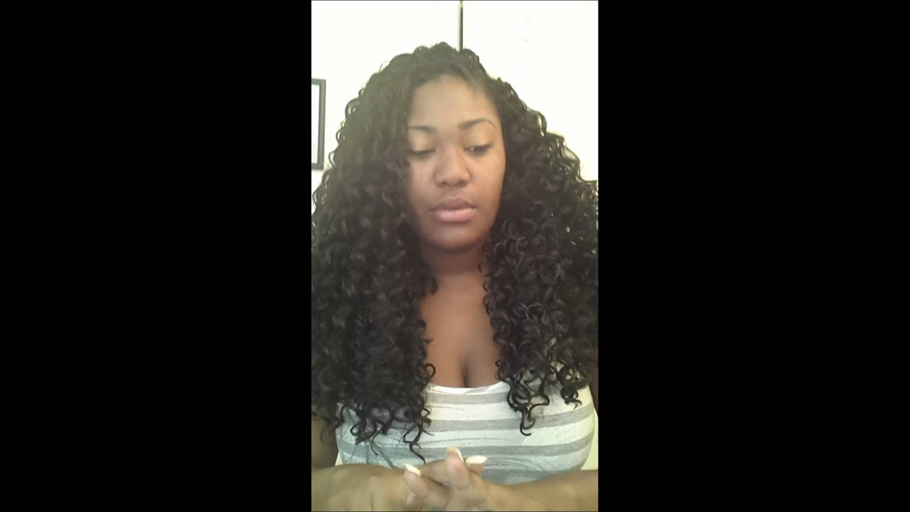 Freetress Crochet Hair Gogo Curl : Crochet Braids - Freetress Gogo Curl - YouTube