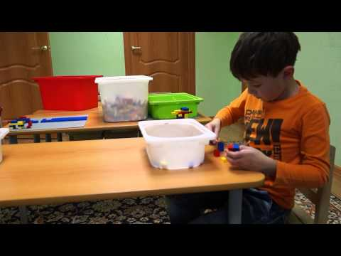 Занятия для детей 4-12 лет по Лего конструированию