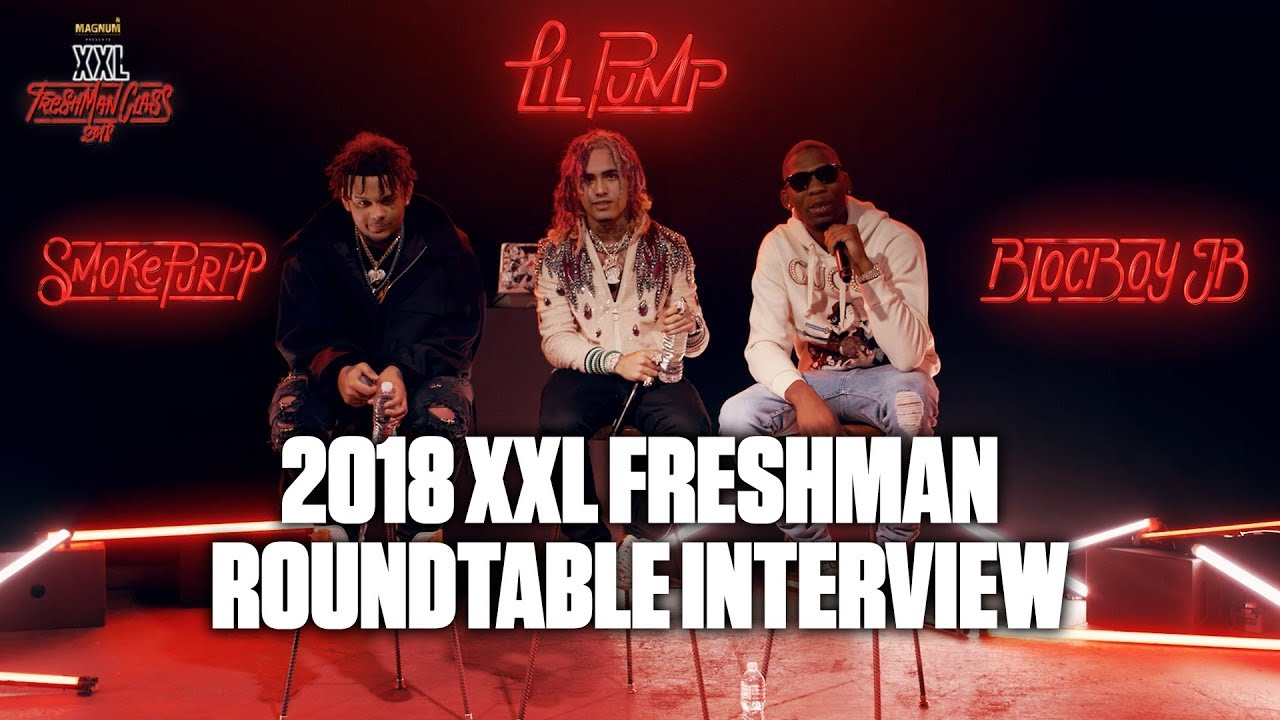 Smokepurpp, Lil Pump and BlocBoy JB Claim They Changed Hip-Hop - 2018 XXL Freshman