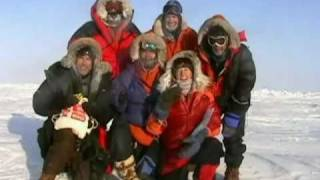 PolarExplorers North Pole Last Degree Ski Expedition Movie