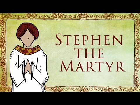 The Story of Stephen the Martyr