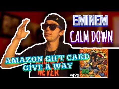 Busta Rhymes ft. Eminem - Calm Down REACTION!!!