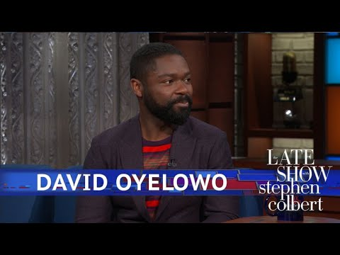 David Oyelowo Knows Nigeria Isn't A 'Sh*thole' Country