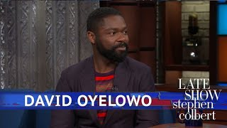 David Oyelowo Knows Nigeria Isnt A Shthole Country