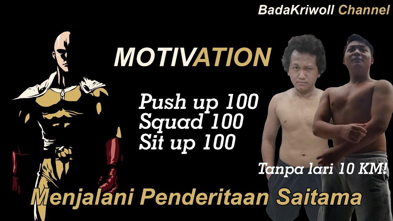 Saitama Workout Plan - Workout Saitama!! - YouTube