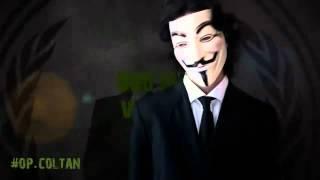 Anonymous - #Operation Coltan/Congo