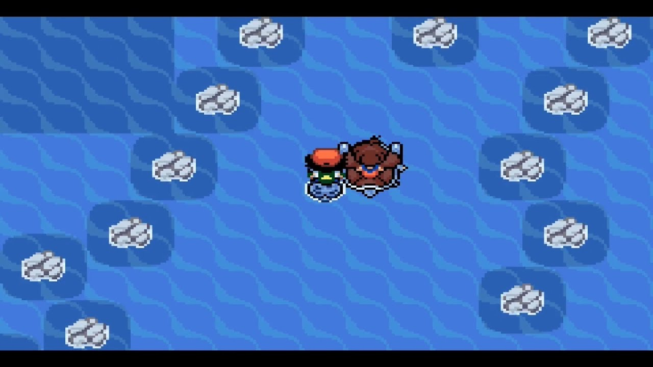 Pokemon island download gba