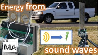 Harvesting Sound Energy From Passing Cars thumbnail