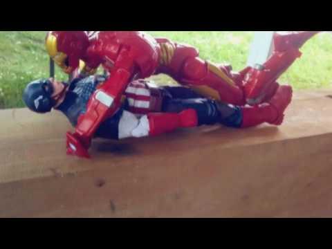 Iron man gay porn