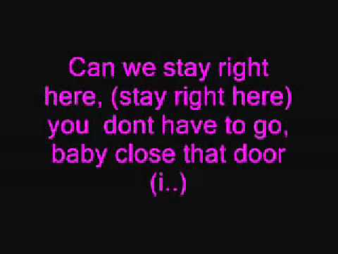 Cherish-moment in time w/lyrics