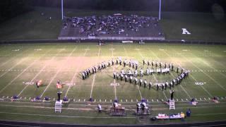 John S. Battle Trojan Band 2011