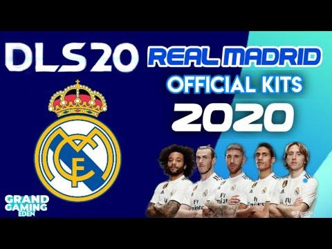 RealMadrid #DreamLeagueSoccerRealMadrid #DLS20 #RealMadridLogo&Kits ✓Real Madrid logo and kits downl.
