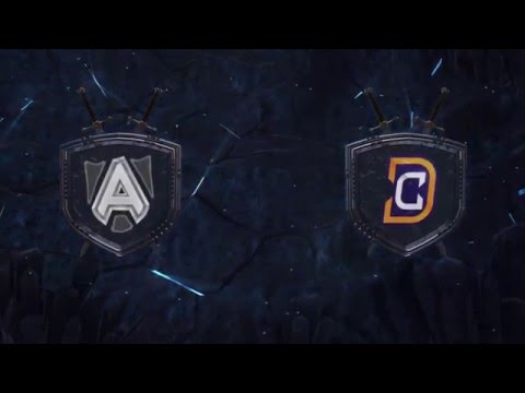 Alliance vs Digital Chaos (BO3) - Game 2 - Captain's Draft 3.0 Group HORSE HD