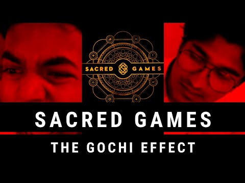 Sacred Games Season 2 Scene | Ganesh Gaitonde Kills Guruji | Scene Recreation | Aham Bramhasami