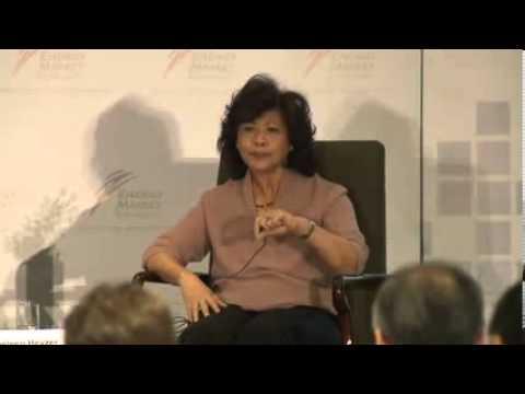 WorldLeadersTV: ASIA INVESTS in ENERGY INNOVATION: UN ESCAP's Dr. NOELEEN HEYZER