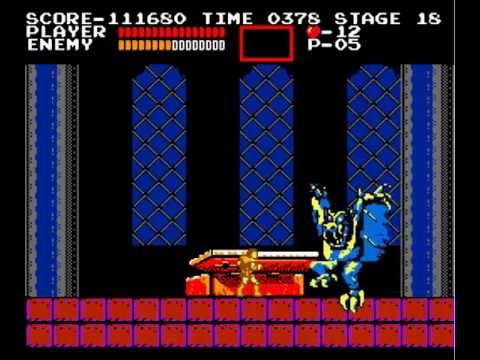 Image result for castlevania nes final boss