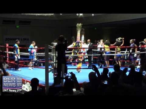 Friday Night Fights Highlights, November 21 2014