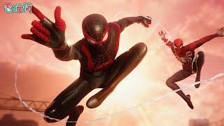 【4K直播】 PS5《漫威蜘蛛人:邁爾斯摩拉斯》展現強大性能光追特效的遊戲來啦!