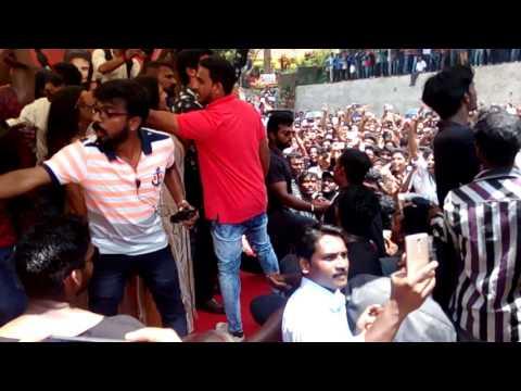 Dulqer Salman @ Nedumangad