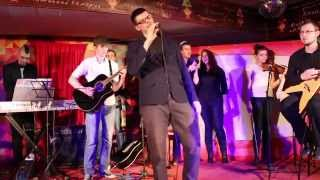 The Polite People - Velvet (A-ha/Savoy Acoustic Live Cover)