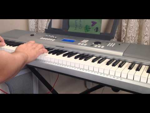 Dexter Morning Routine Theme Song Piano Cover