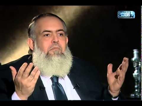 لقاء حازم ابو اسماعيل مع طونى خليفة فى اجرا الكلام الجزء الاول كامل