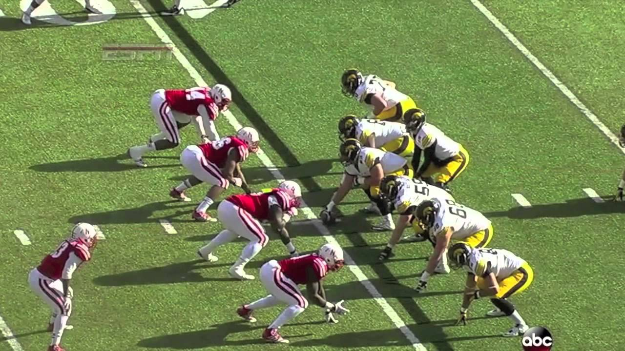 Vincent Valentine Against Iowa (2013)   YouTube