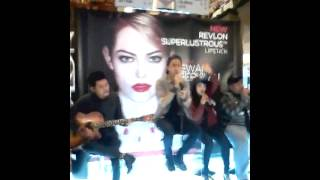 Revlon with aaron ashab and ryan jackoo :*