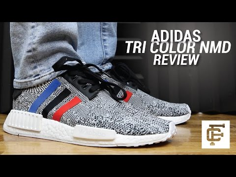 ADIDAS TRI COLOR NMD REVIEW