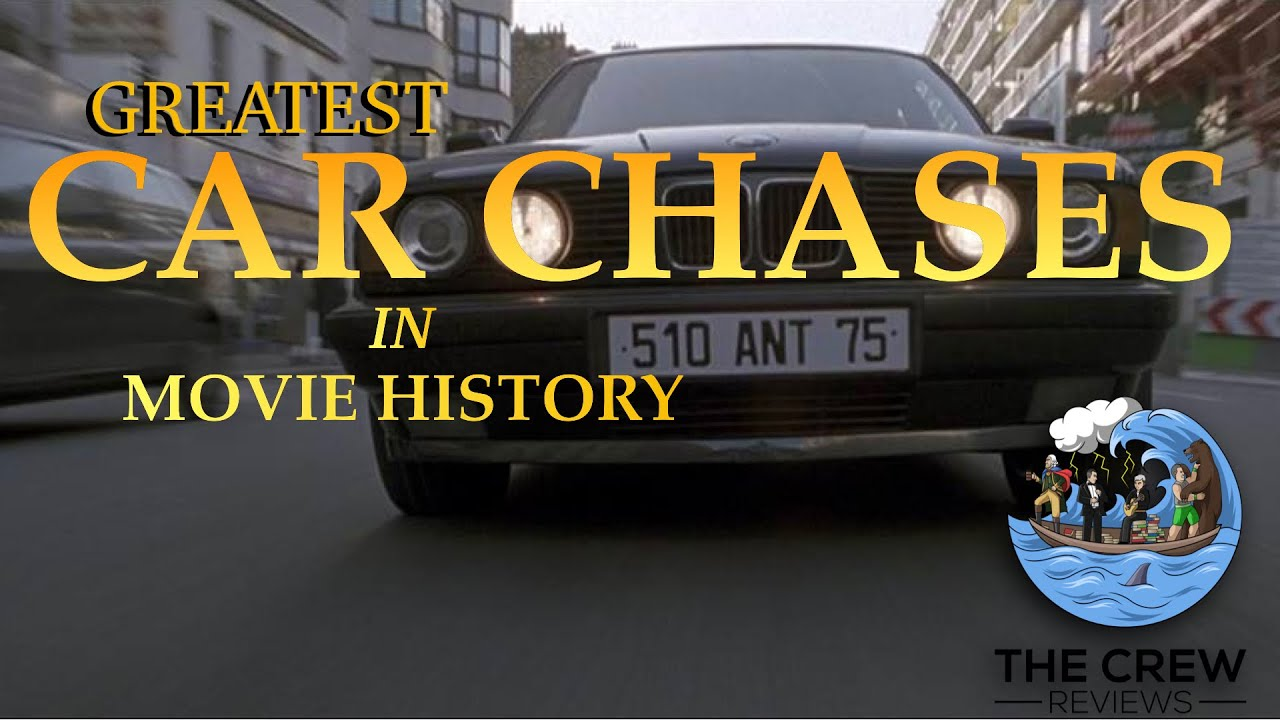 Download TCR Off Topic | Greatest Car Chases in Movie History