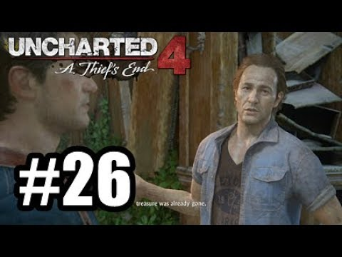 Uncharted 4 A Thief's End #26 - FOONK!