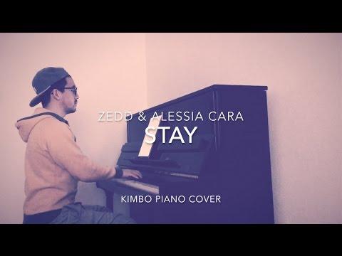 Zedd & Alessia Cara - Stay (Piano Cover + Sheets)