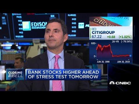 Wells Fargo Securities' Mike Mayo On Bank Stress Tests