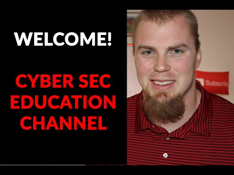 Everything You Need to Know: Cyber Security Education Channel