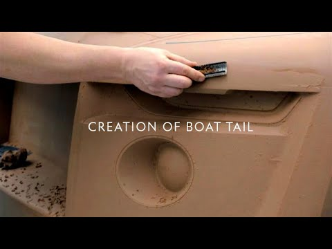 The Creation of Rolls-Royce Boat Tail