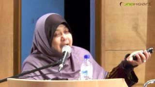 Seminar Baitul Muslim 3.0 : Kesihatan Suami, Isteri dan Keluarga - Prof. Dr. Harlina Halizah Siraj