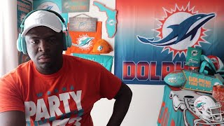 Miami Dolphins vs Buffalo Bills Live stream reaction.