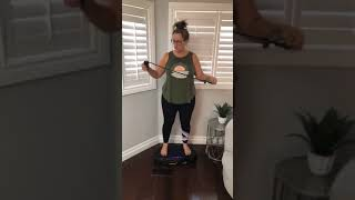 Personal Review of: Hurtle Crazy Fit Vibration Machine