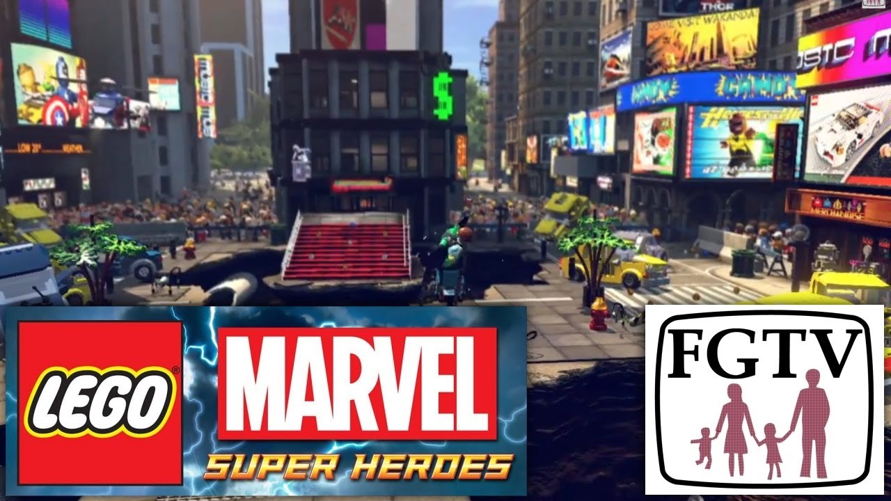 LEGO Marvel Super Heroes' Bows To Player Power, Adds Venom Big Fig