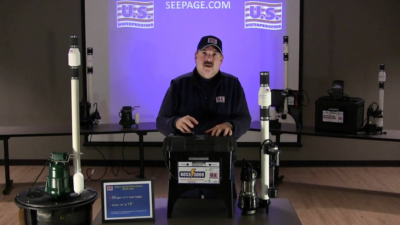 Sump Pump Reviews What S The Best Dual Power Backup Sump