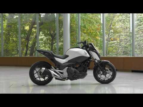 Selbstfahrendes Motorrad von Honda - Prototyp wurde vorgestellt - Spannende Technik Foto