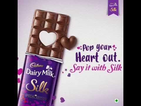 Cadbury Dairy Milk Silk Have You Felt Silk Lately A Special This