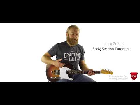 Play Something Country Guitar Lesson and Tutorial - Brooks & Dunn