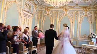 Александр и Анна. Видео на свадьбу в Москве.