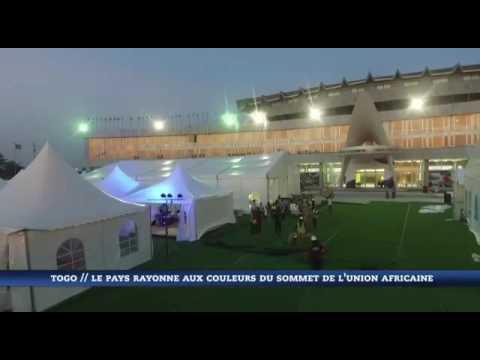 Togo - Belle vue Lomé Togo