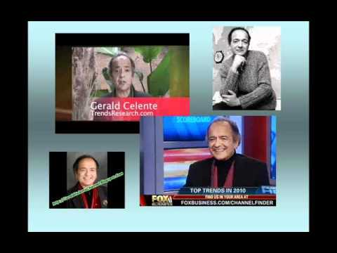 Gerald Celente Interview that will scare the crap outta you! .. PART 2