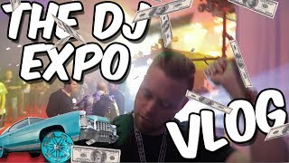 The DJ Expo 2017 VLOG - Rane DJ is BACK! - Eyecon