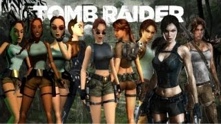 История серии Tomb Raider + Обзор игры Tomb Raider (2013)