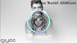 So Far Away - Martin Garrix & David Guetta ft. Jamie Scott, Romy Dya (Bass Boosted)